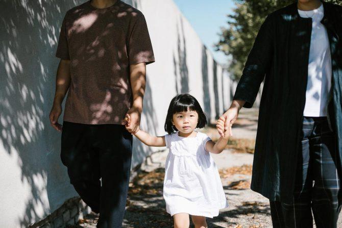 familienfotos im freien wien