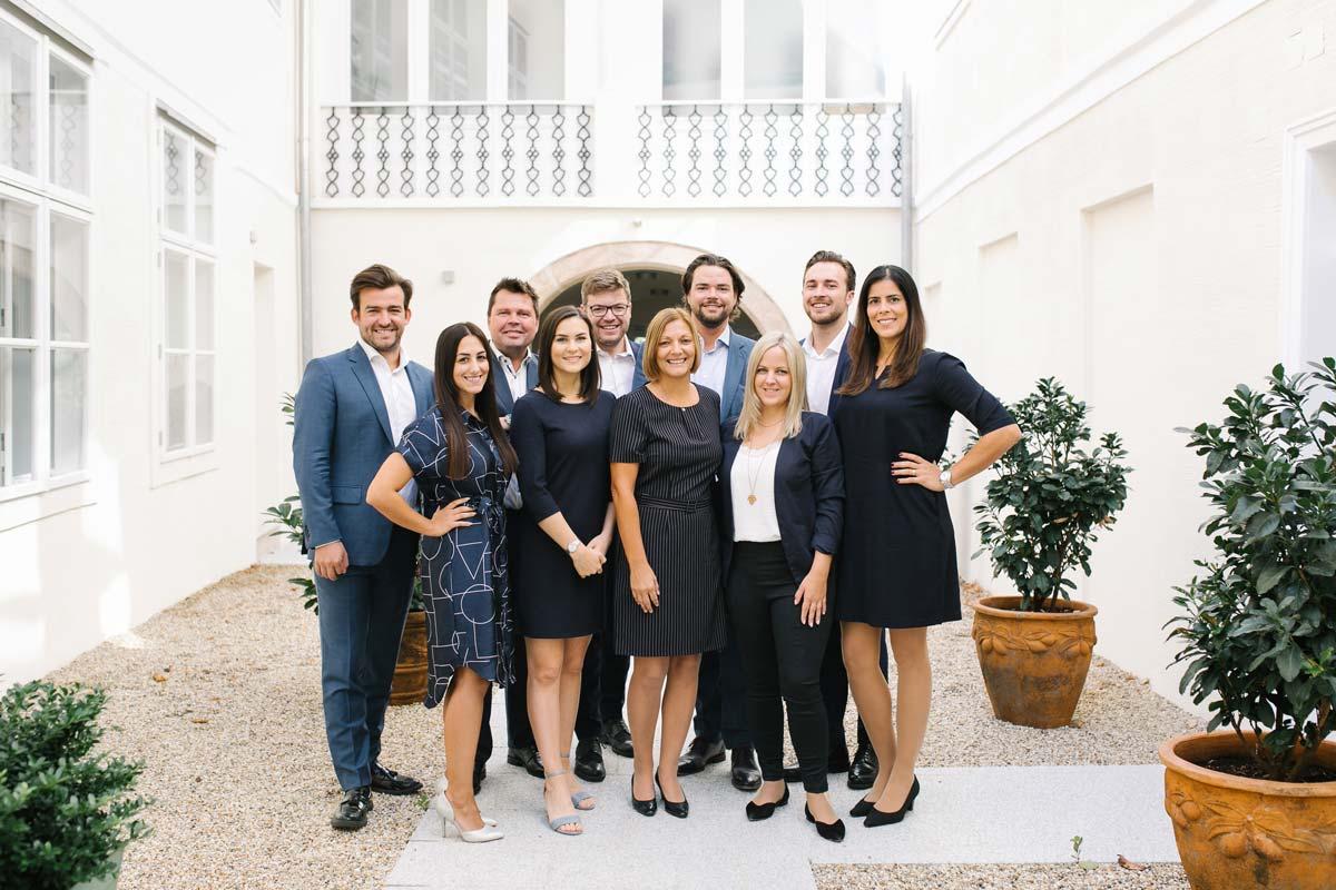 teamfotos gruppenfotos wien